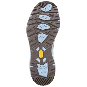 The North Face Ultra Fastpack 2 Shoes Women foil grey/powder blue